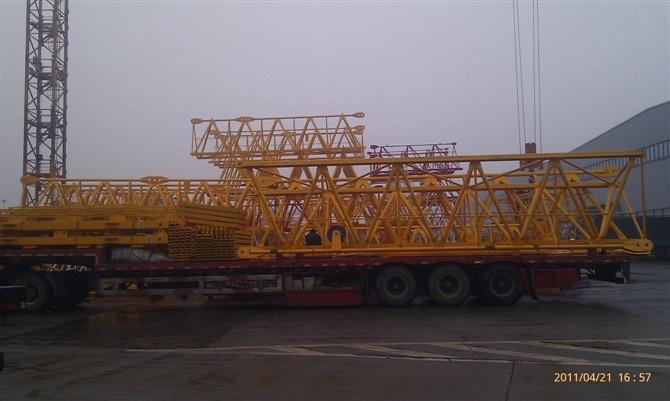 详细说明:塔机运输是湖南安快顺物流公司经验最丰富